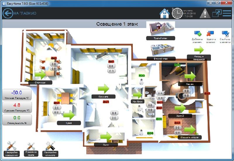 Сравнение систем Умного Дома: Larnitech, Wirenboard, Beckhoff, Z-Wave, EasyHomePLC