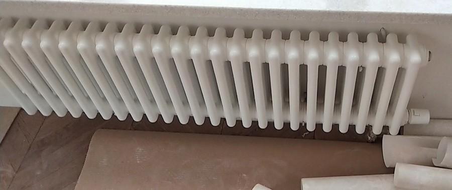 Тонкости установки приводов на радиатор