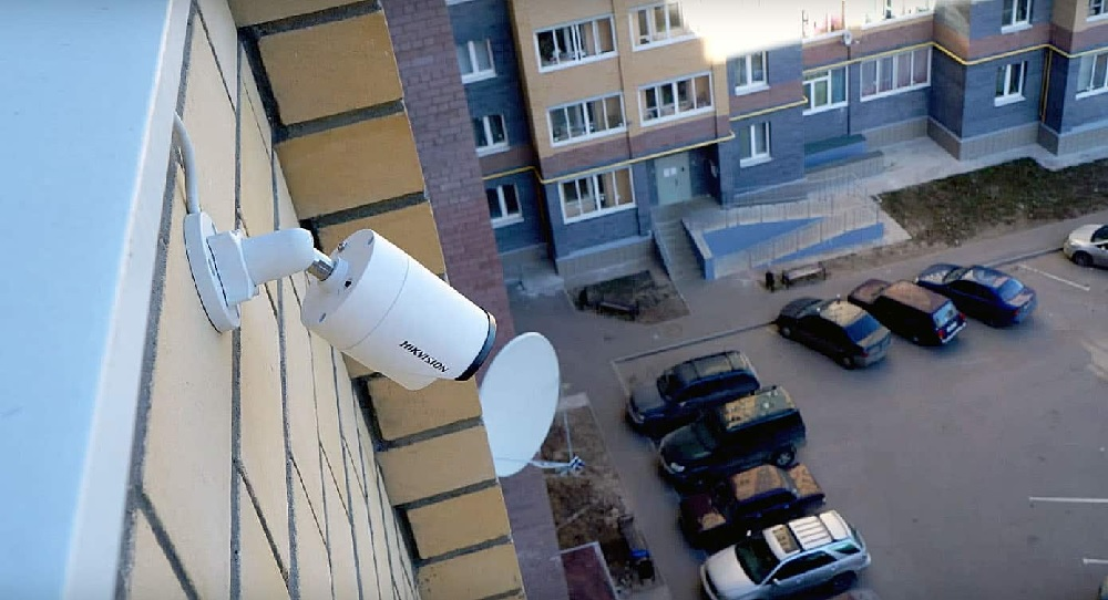 Видеонаблюдение в квартире в 2020 году