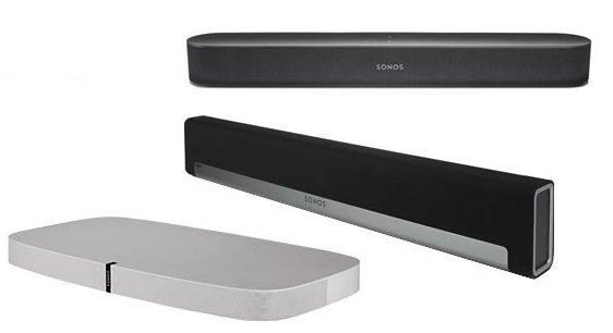 Три новых продукта от Sonos: ARC, FIVE, SUB