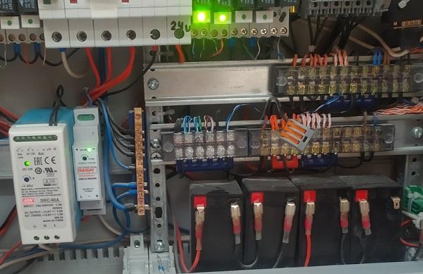 Техническое обслуживание электрики, слаботочки, умного дома