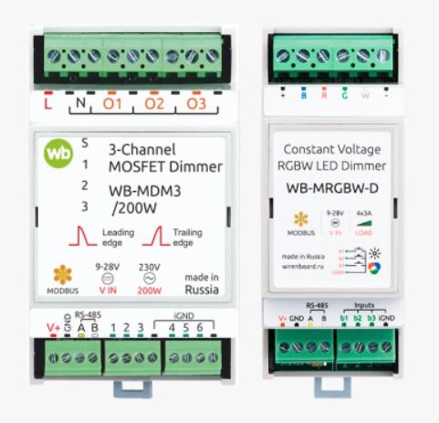 WB-MDM3, WB-MRGBW-D