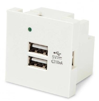 USB розетки типа A и С