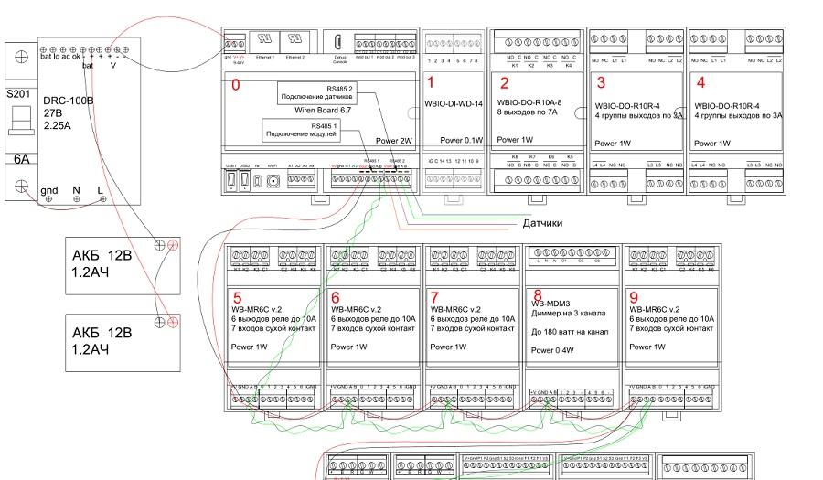 Особенности моего проектирования инженерных сетей