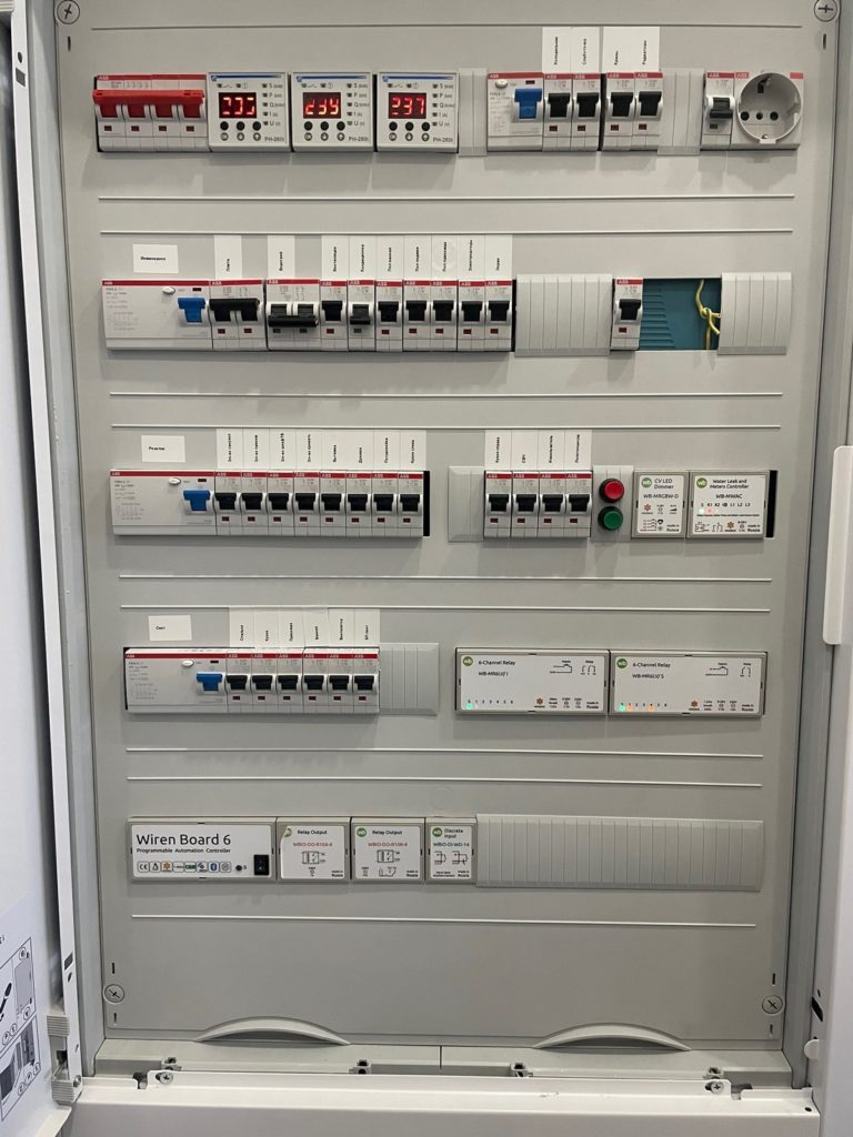Отзыв о системе Wirenboard в однокомнатной квартире